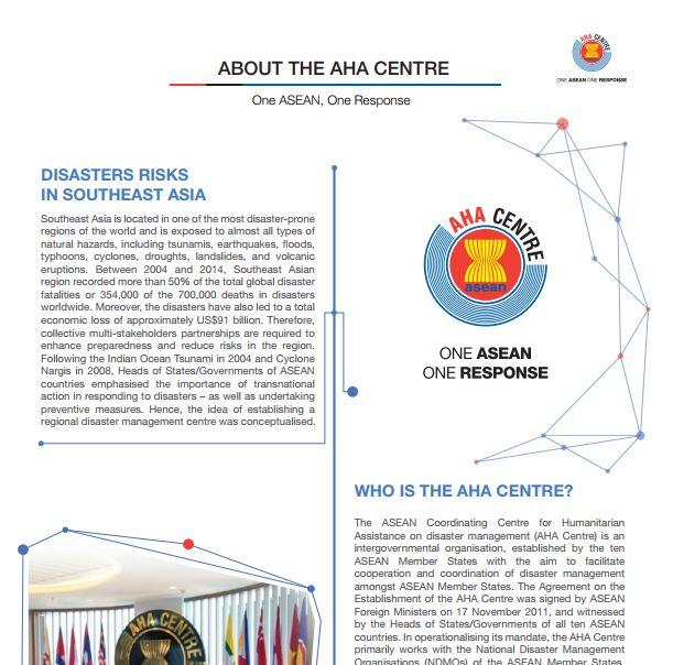 Publications - AHA Centre