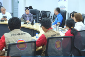 The AHA Centre facilitates the mobilisation of ASEAN relief items and the activation of ASEAN-ERAT to support emergency operations in the Philippines