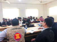 Press Release Rakhine